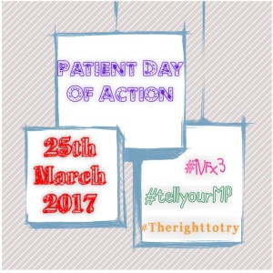 Patient day of action